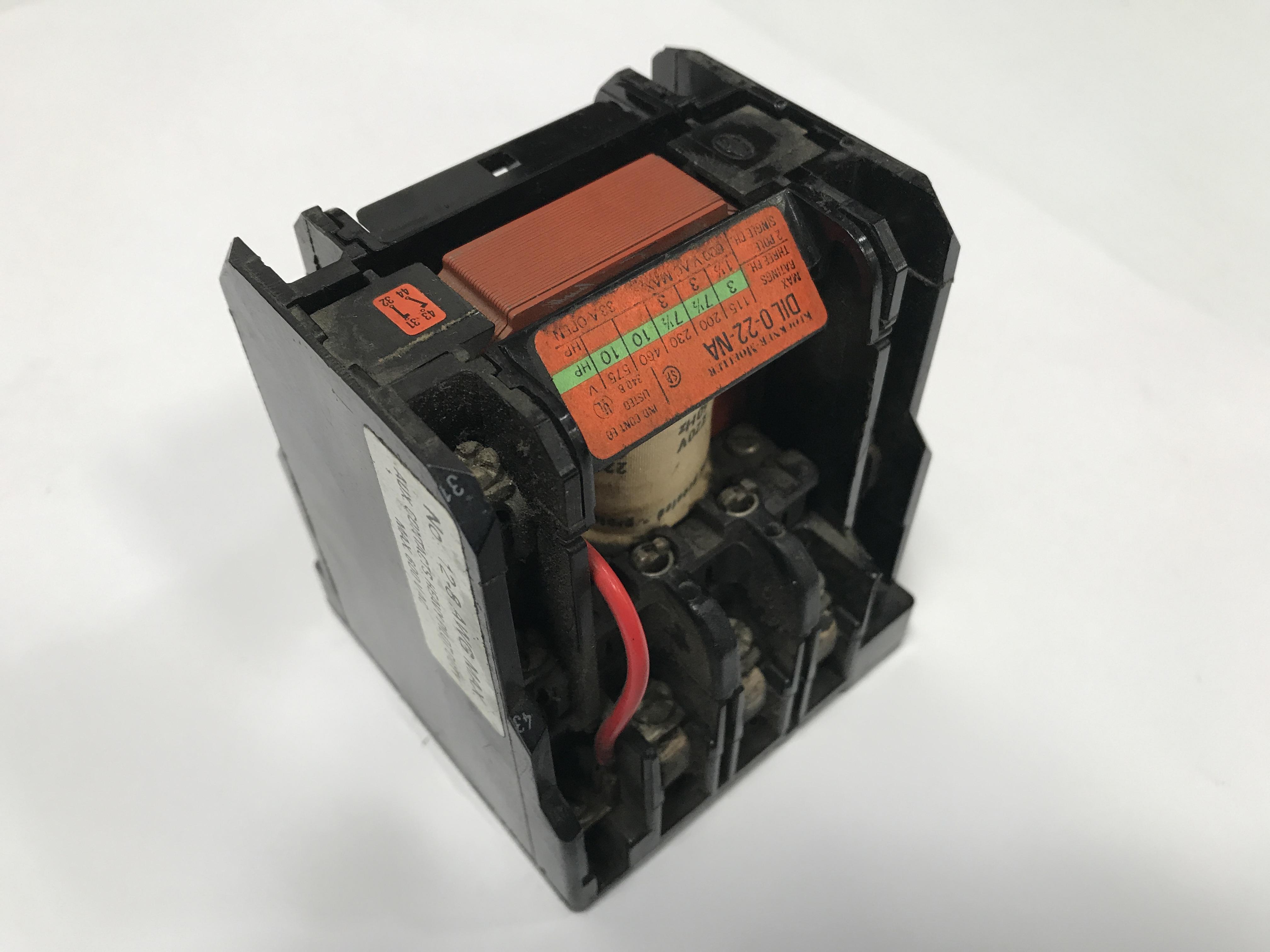 KLOCKNER MOELLER DIL 0-22-NA (contactor)